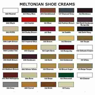 Meltonian Boot and Shoe Cream Polish
