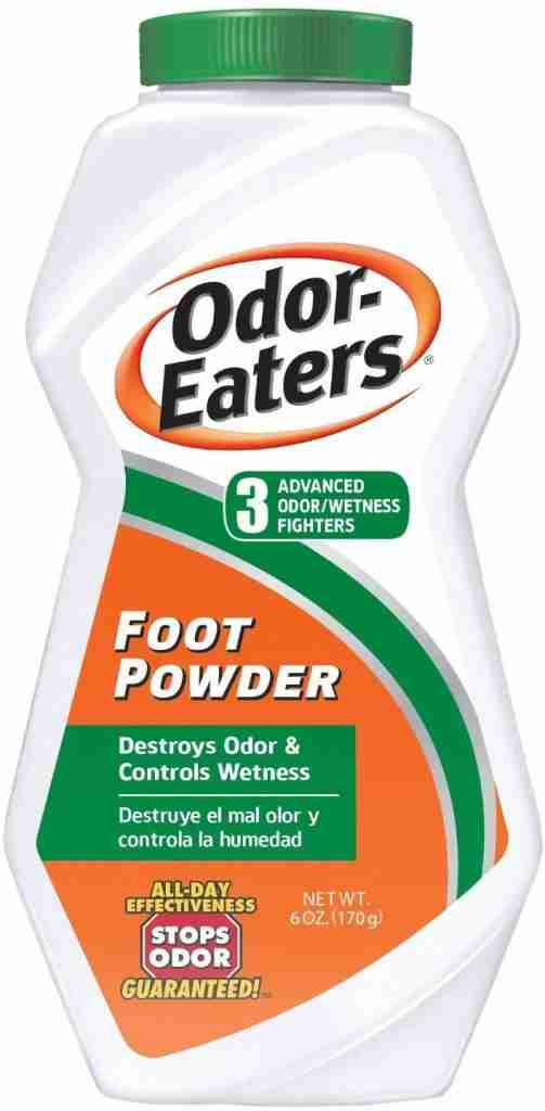 Odor-Eaters Foot Powder - Super absorbent