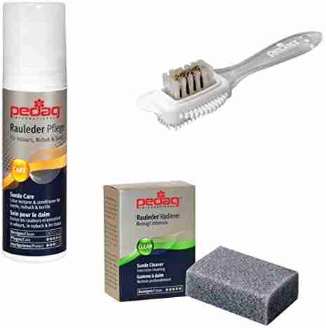 Pedag Suede Cleaner and Textile Color Restorer
